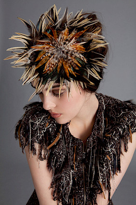 Couture Fascinator