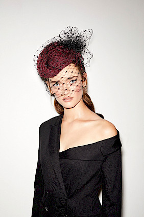 Couture headwear